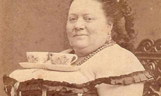 En La Época Victoriana También Se Tomaban Fotos Divertidas