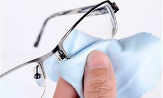 6 Grandes Consejos Para Eliminar Arañazos De Los Anteojos