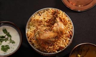 3 Sabrosas Recetas Con Pollo: Paprika, Biryani y Cordon Bleu