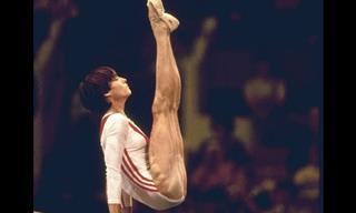 12 Fotografías De Atletas Olímpicos Nunca Antes Vistas