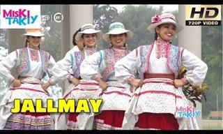 El Conjunto Peruano Jallmay Nos Deleita Con Su Danza