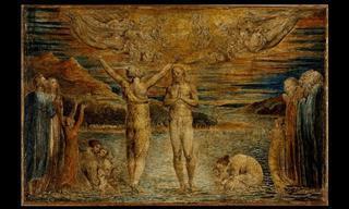 Las 10 Mejores y Famosas Obras De Arte De William Blake