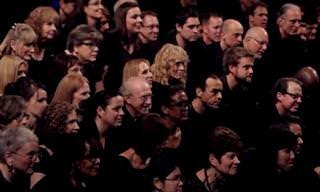 Un Coro Tan Talentoso y Curioso Que Con Ellos 'Aplaudirás'
