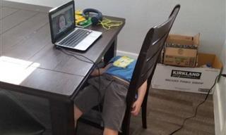 Los Niños y El Aprendizaje a Distancia No Siempre Combinan Bien