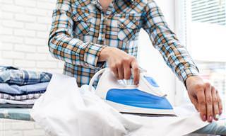 Guía De Higiene Postural En Las Tareas Domésticas