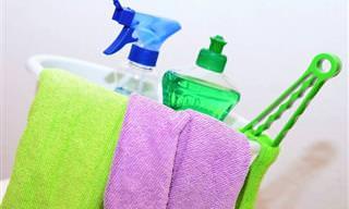 Alternativas De Limpieza Baratas, Eficaces y Sin Tóxicos