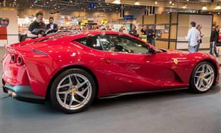 La Evolución De Ferrari Entre 1947 y 2017