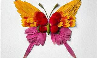 Este Artista Consigue Crear Insectos Hermosos