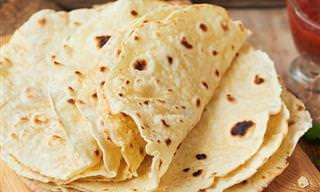 Cómo Hacer Sabrosas Tortillas Caseras