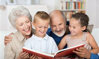 La Gran Importancia De La Relacción Abuelos y Nietos