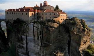 Descubre La Belleza De Meteora En Grecia En Gran Calidad