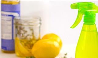 Tu Casa Resplandeciente Con Este Limpiador Natural