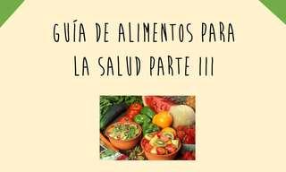 Súper Guía De Alimentos Para La Salud III