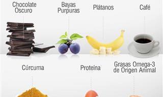 Compilado De Salud: Los Beneficios Naturales De Los Alimentos