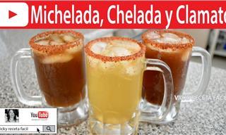 Prepara Una Michelada, La Deliciosa Bebida Refrescante