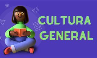 Cultura General: ¿Puedes Resolver Estas 12 Preguntas?