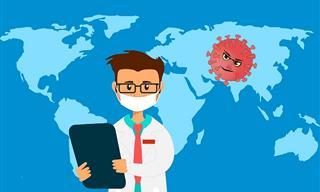 8 Datos Sobre Coronavirus Que Aún No Conoces