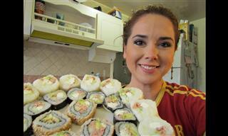 Cómo Hacer Sushi Aunque No Tengas Ni Idea