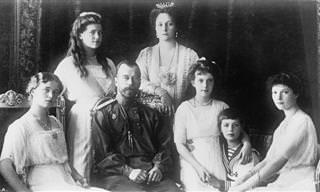 La Oscura y Fascinante Historia De La Familia Romanov