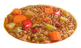 Cómo Preparar Las Clásicas Lentejas Con Verduras