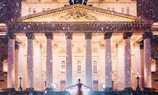15 Imágenes De La Maravillosa Moscú En Invierno