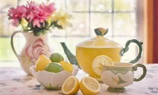 10 Tipos De Té De Hierbas y Sus Beneficios