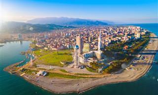 Una Guía De Viaje a Los Lugares Más Destacados De Batumi