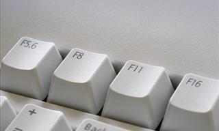 "Aprende a Utilizar Las Teclas ""F"" De Tu Computadora"
