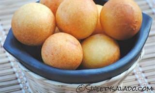 Receta De Buñuelos Colombianos Con 8 Ingredientes