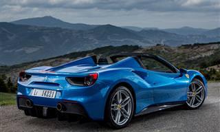 Ferrari V8 Desde 1975 Al Presente