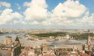 Las Ciudades Más Hermosas Antes yDespués