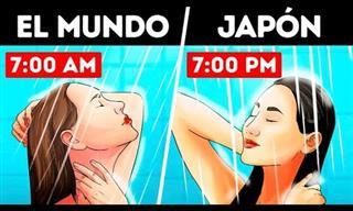 ¿Por Qué En Japón Se Bañan Por Las Noches?