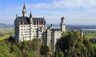 10 Hermosos Castillos Medievales