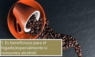 Razones Para Comenzar El Día Con Una Taza De Café