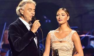 """""""No Llores Por Mi Argentina"""" Por Andrea Bocelli"""