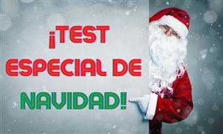 ¿Lograrás Pasar Nuestro Test Especial De Navidad?