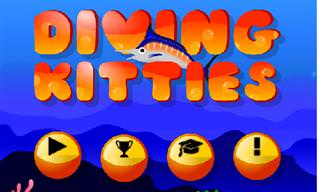 Juego: Diviértete Pescando Con Estos Adorables Gatitos