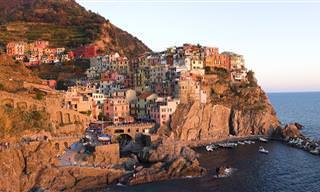 Maravíllate Con Las Vistas De Cinque Terre en Italia