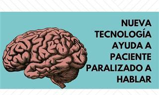 Paciente Paralizado Se Comunica a Través De La Tecnología De Lectura Mental
