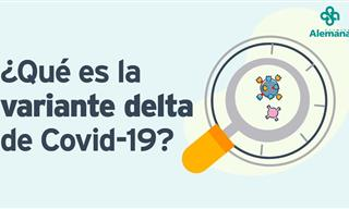 ¿Qué Es La Variante Delta Del Covid-19?