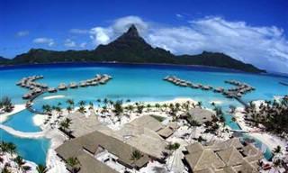 20 Lugares Asombrosos Que Tienes Que Visitar