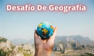 Test: ¡Desafío De Geografía!