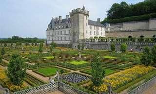 Château de Villandry: Los Jardines Del Amor
