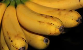 14 Maneras Diferentes De Utilizar Los Plátanos