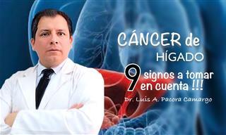 Los 9 Signos Del Cáncer De Hígado