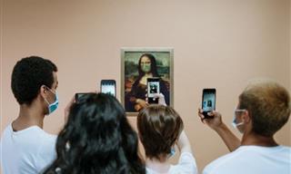 Obras De Arte Del Museo De Louvre En París Para Que Las Disfrutes