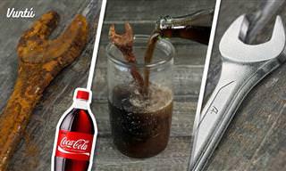 Los 8 Usos Inesperados De La Coca-Cola