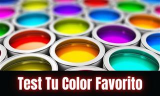Test: ¿Qué Dice Tu Color Favorito Sobre Ti?