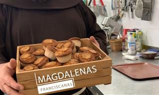 Disfruta De Unas Deliciosas Magdalenas Franciscanas