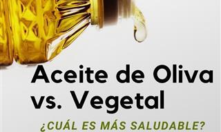 ¿El Aceite De Oliva Es Más Sano Que El Aceite Vegetal?